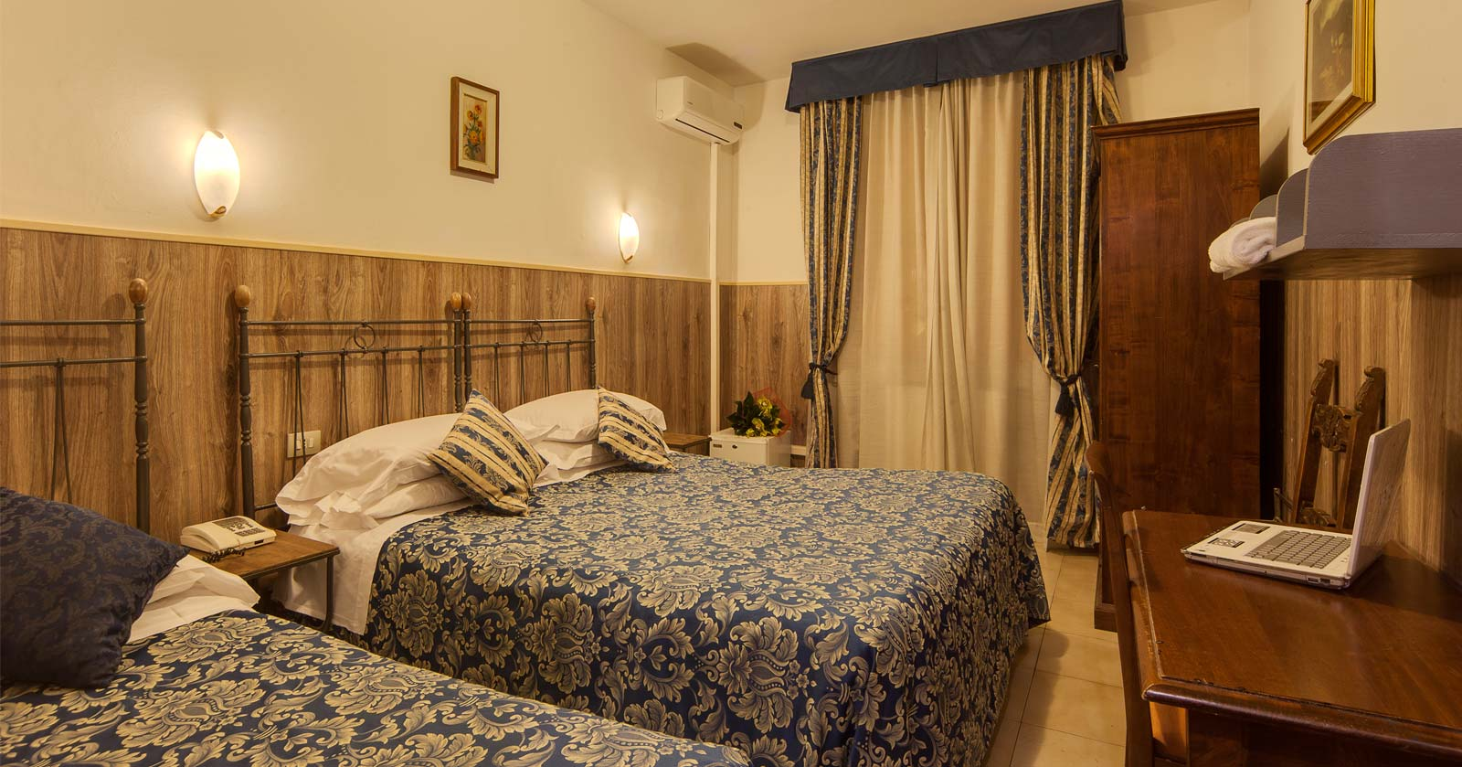 Family-run hotel in the heart of Florence - Florence Hotel Fani